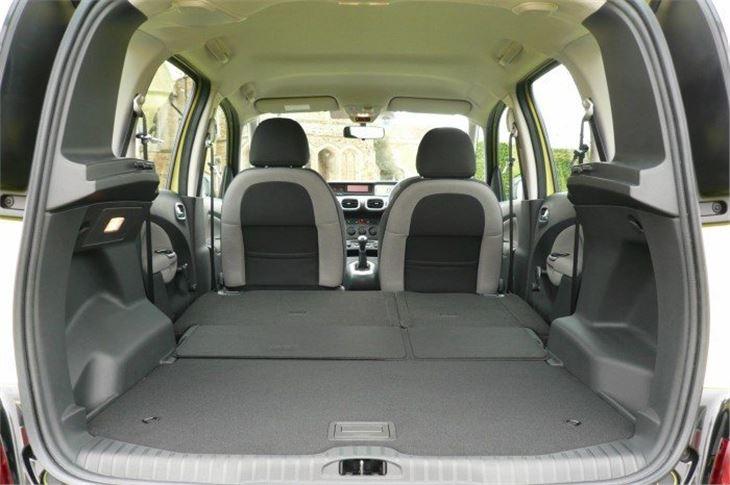 citroen c3 picasso 2009 road test road tests honest john. Black Bedroom Furniture Sets. Home Design Ideas