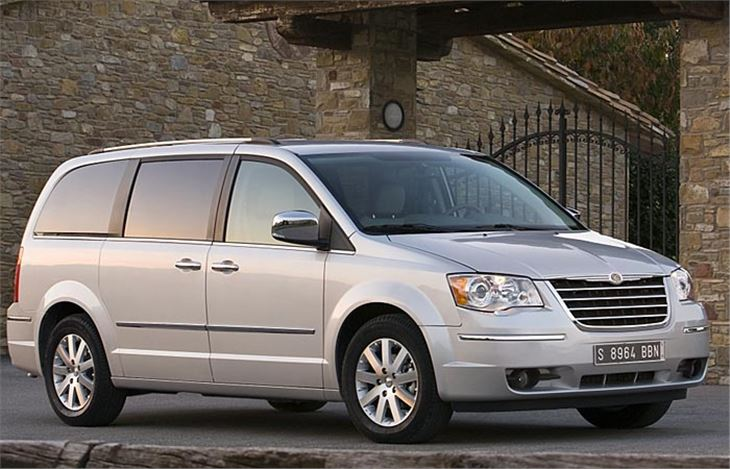 Chrysler Grand Voyager 2009 Road Test Road Tests