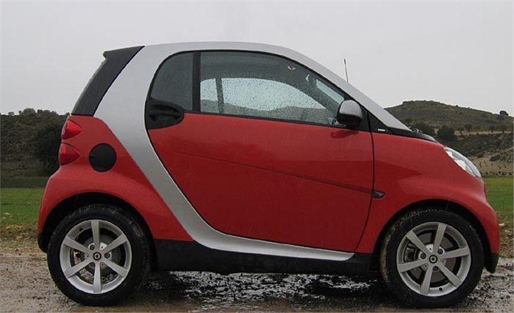 smart fortwo diesel 2009 road test road tests honest john. Black Bedroom Furniture Sets. Home Design Ideas