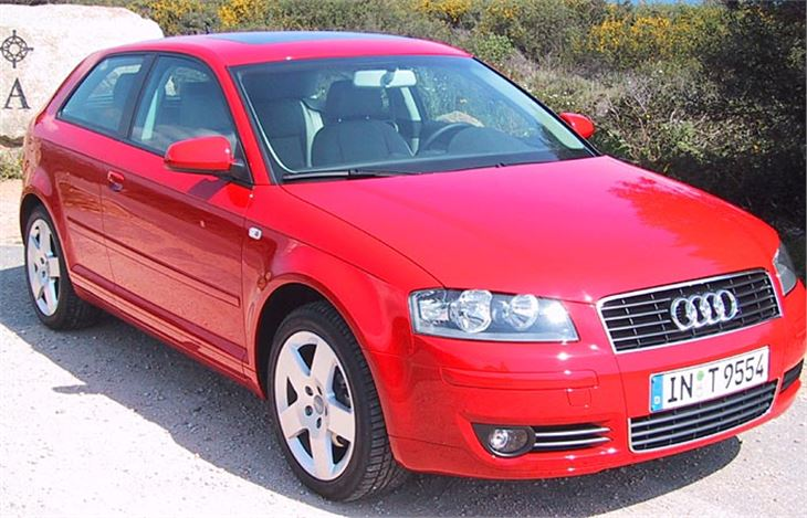 Audi A3 2003 Range Road Test