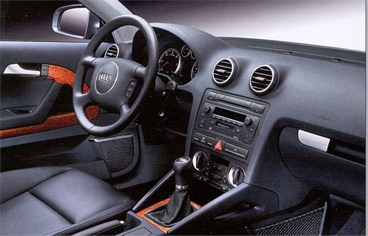 Audi A3 2003 Range Road Test Road Tests Honest John