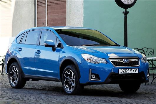Improved tech and efficiency for 2016 Subaru XV crossover
