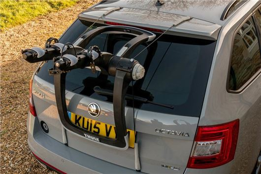 Review Thule Raceway Bicycle Carrier Honest John