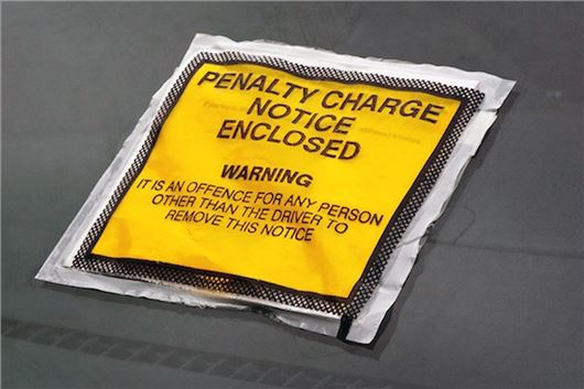 Drivers Can Now Appeal Against Parking Tickets With
