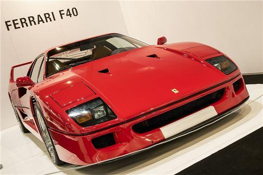 Ferraris Set For London Spectacular Honest John