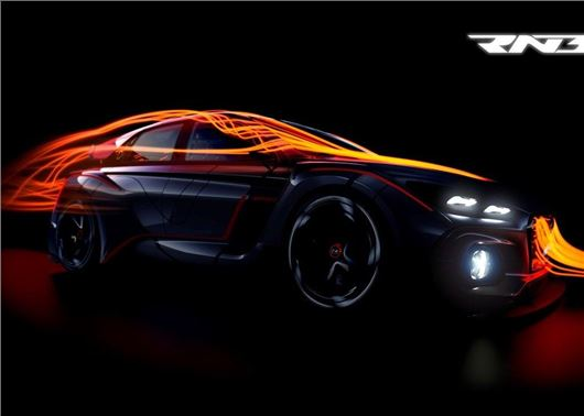 Hyundai RN30 Concept Ready for the Spotlight in Paris