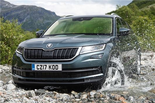 Skoda Kodiaq SUV prices to start from £21495