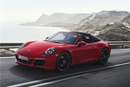 Porsche adds five more 911 variants, because why not?