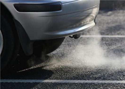 Up to 10000 vehicles a day liable for London emissions charge