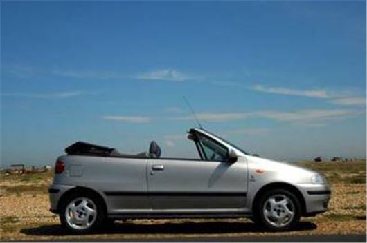 a grand monday fiat punto cabriolet honest john