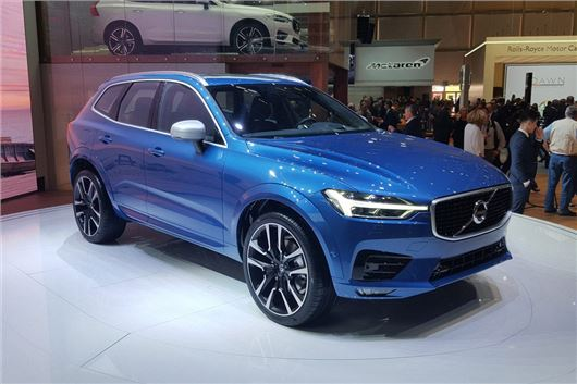 geneva motor show 2017 all new volvo xc60 on sale this year motoring news honest john. Black Bedroom Furniture Sets. Home Design Ideas