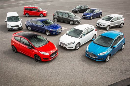 Ford launches scrappage scheme offering at least £2000 for any brand
