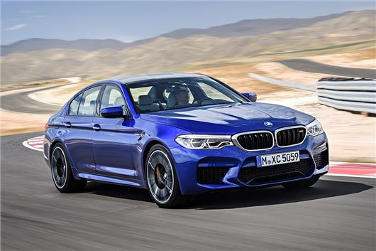 The 2018 BMW M5 Has Leaked in Full