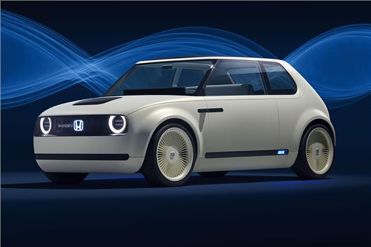 Honda EV to be reality in 2019