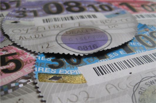 Vehicle tax evasion triples after paper discs scrapped