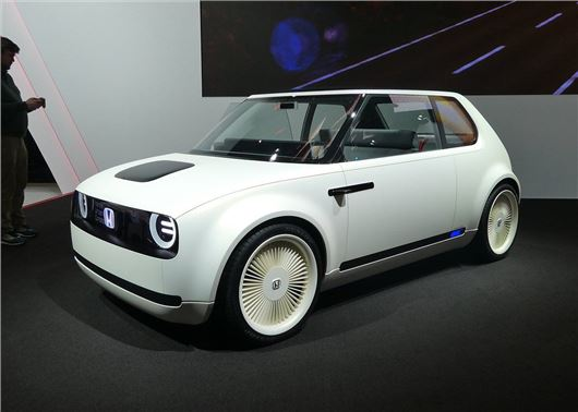 Honda Urban EV to enter production