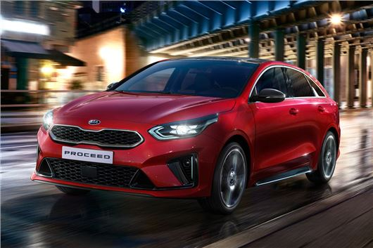 Kia Proceed relaunched as budget estate