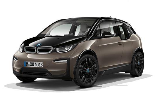 BMW i3 Range Upgraded to 153 Miles