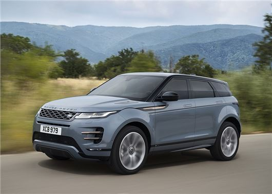 All-new Range Rover Evoque revealed