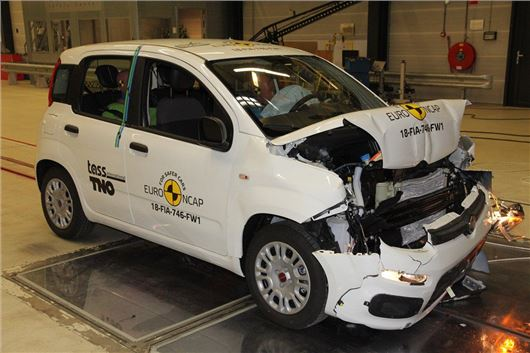 Jeep Wrangler scores a poor 1 star in Euro NCAP crash test