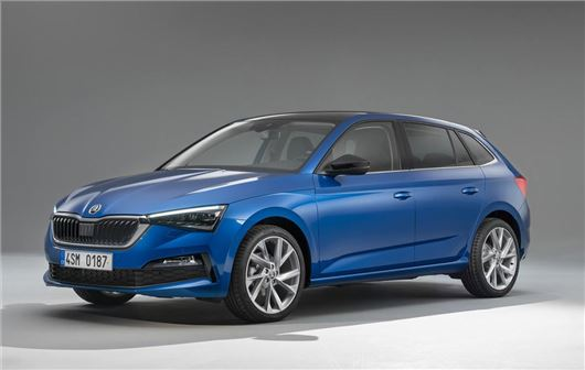 SKODA SCALA Hatchback World Premiered in Tel Aviv