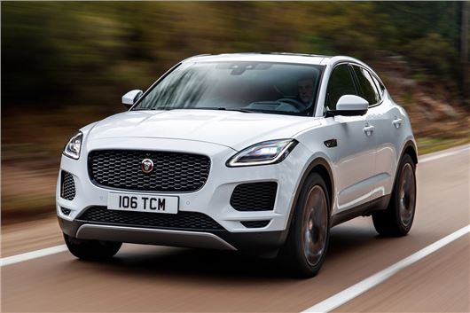 Jaguar Land Rover recalls 44000 cars over carbon dioxide levels