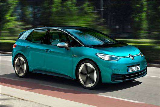 Volkswagen unveils the ID.3, its new mass-market electric vehicle