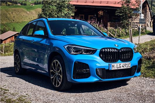 BMW X1 xDrive25e to be joined this summer by X2 xDrive25e