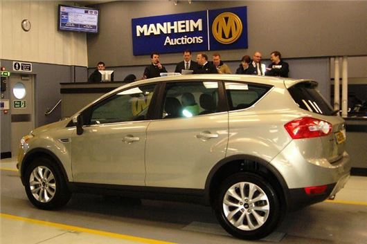 Manheim Car Auction: Manheim Predicts A Buyers Used Car Market In The Summer