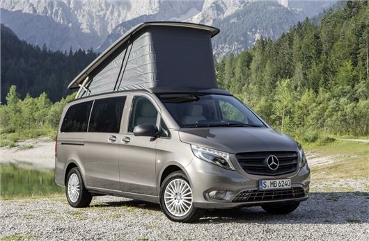 Mercedes Launches Marco Polo Camper Van Honest John
