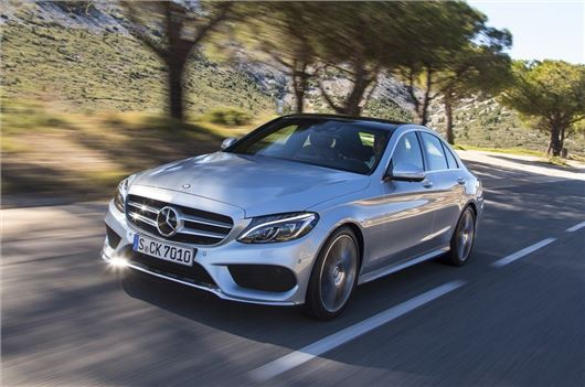 Mercedes benz recalls new c class over steering fault for Mercedes benz c class recall