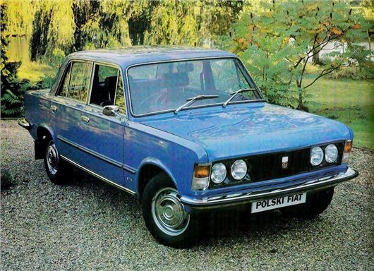 Cheap Cars For Sale >> Classic advert: Polski Fiat 125P | | Honest John