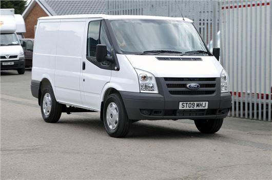 Used Van Buying Guide Ford Transit 2006 2014 Honest John
