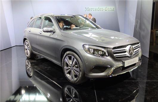 Mercedes Benz Unveils New X3 Rivalling Glc Motoring News