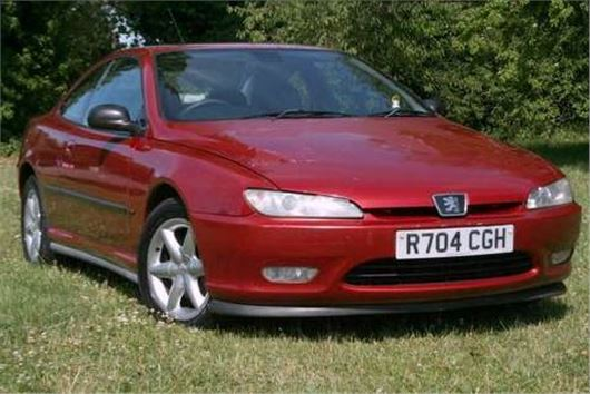 a grand monday peugeot 406 coupe v6 450 honest john. Black Bedroom Furniture Sets. Home Design Ideas