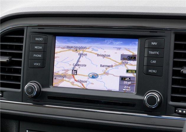 navigation nightmares in the leon our cars honest john. Black Bedroom Furniture Sets. Home Design Ideas