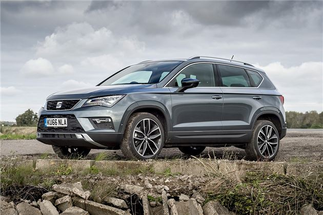 seat ateca 2 0 tdi xcellence 4drive dsg our cars honest john. Black Bedroom Furniture Sets. Home Design Ideas