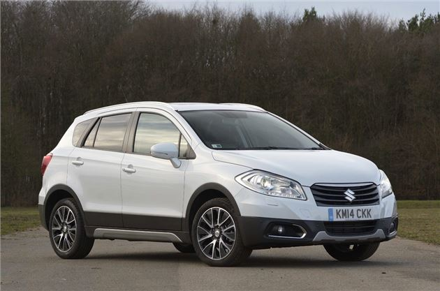 suzuki sx4 s cross 1 6 ddis sz5 our cars honest john. Black Bedroom Furniture Sets. Home Design Ideas