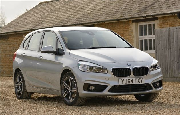 bmw 218i active tourer our cars honest john. Black Bedroom Furniture Sets. Home Design Ideas