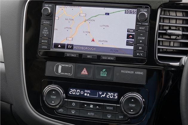 The Outlander S Sat Nav Is Evil Our Cars Honest John