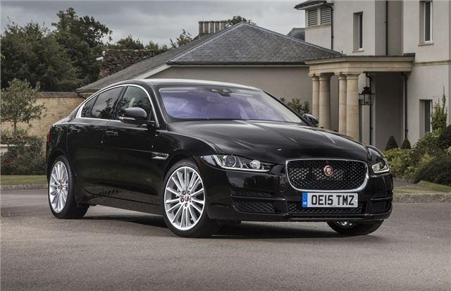 jaguar xe x760 2015 car review honest john. Black Bedroom Furniture Sets. Home Design Ideas