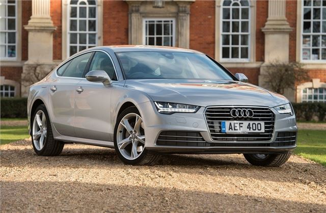 audi a7 sportback 2011 car review honest john. Black Bedroom Furniture Sets. Home Design Ideas