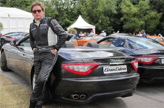 top 10  more celebrity car endorsements