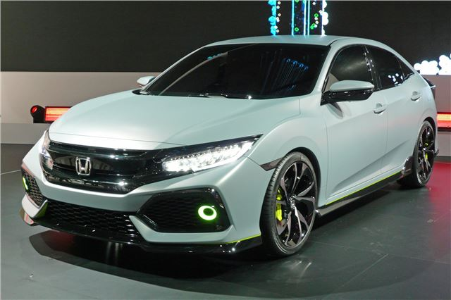 Honda civic 2017 car review honest john for How much to lease a honda civic