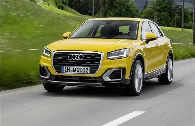 audi q2 1 0 tfsi 2016 road test road tests honest john. Black Bedroom Furniture Sets. Home Design Ideas