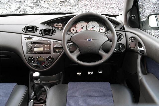 Image Gallery 1998 Ford Focus