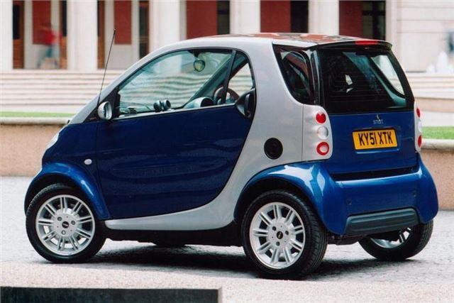 SMART City Coupe specs & photos - automotive news & car ...