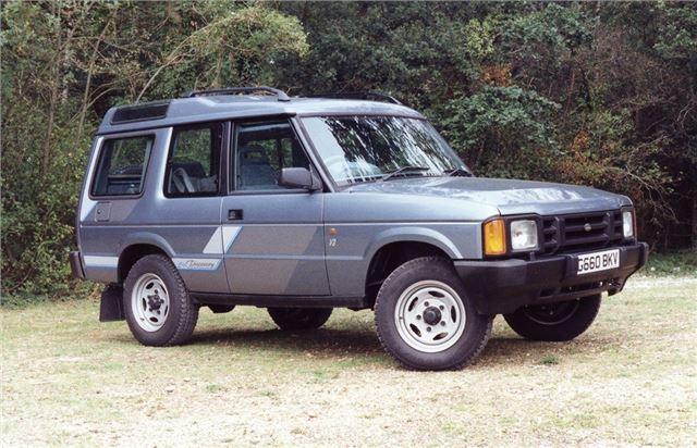 Land Rover Discovery Classic Car Review Honest John