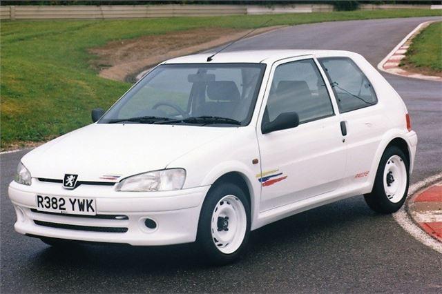 Peugeot 106 classic car review honest john for Garage peugeot le mans