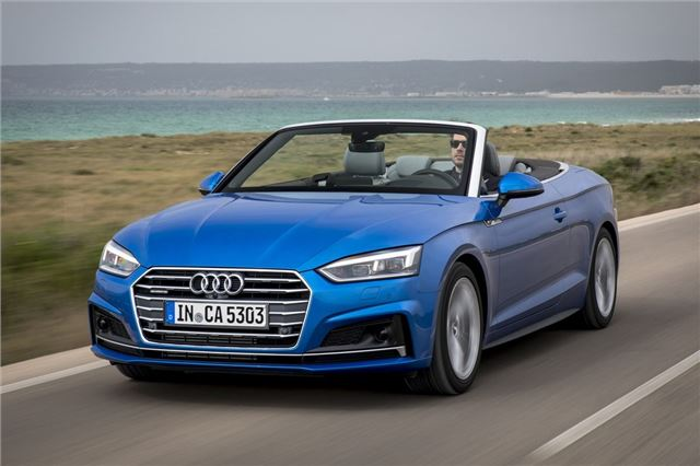 audi a5 cabriolet 2 0 tfsi 2017 road test road tests. Black Bedroom Furniture Sets. Home Design Ideas